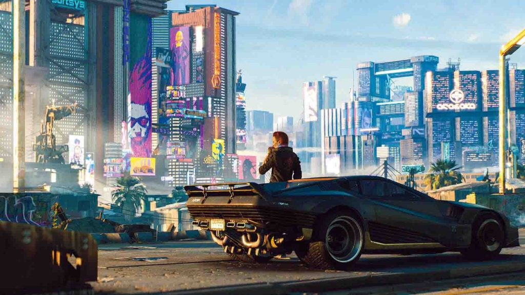 Cyberpunk 2077 steam download free